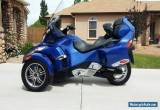2012 Can-Am Spyder RT SM5 for Sale