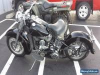 1957 Harley-Davidson FLH Custom