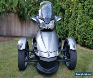 2013 Can-Am Spyder ST for Sale