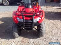 HONDA ATV TRX420TM