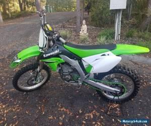 2006 Kawasaki KX450f for Sale
