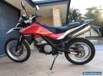 2012 HUSQVARNA 650 TERRA for Sale