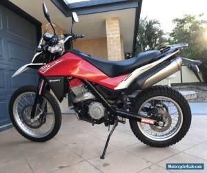 2012 HUSQVARNA 650 TERRA for Sale