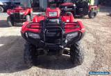 HONDA TRX500FM ATV for Sale