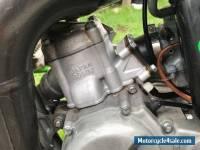 Kawasaki KX60 - Fully rebuilt
