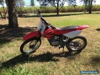 Honda CRF 100 2008