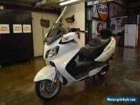 2011 Suzuki Burgman 650 Executive ABS