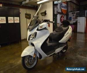 2011 Suzuki Burgman 650 Executive ABS for Sale
