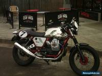Moto Guzzi V7 Racer Limited Edition Cafe Racer