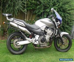 HONDA HORNET CB900 F2. 919cc. 2002. SILVER. LOW MILES. EXTRA'S. for Sale