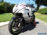 CBR600 FS Track Bike