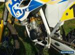 HUSQVARNA TC 85 BIG WHEEL 2014 for Sale