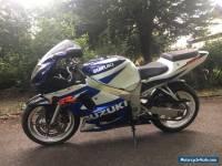 2001 Suzuki Gsxr 600..fsh..long mot