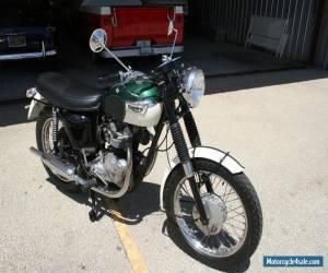1965 Triumph Tiger for Sale