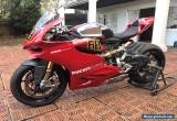 Ducati Panigale 1199S Track Bike for Sale