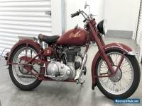 1949 Indian Arrow