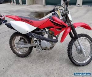 2007 Honda CRF for Sale