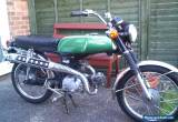 honda ss 50 (1976 ) vg classic ( WOW ) for Sale