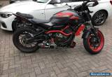 Yamaha mt07 moto cage ABS brakes. for Sale