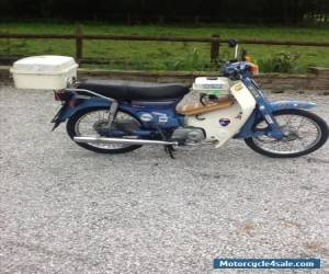 Honda c90  cub adventure motorcycle for Sale