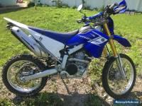 2013 Yamaha WR