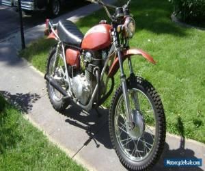 1971 Honda SL350 for Sale
