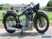 BMW 1940 R12 ex german Wehrmacht machine 750cc boxer in good running condition