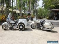 Harley Police Specials Unique Pair