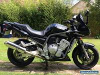 Yamaha Fazer 1000cc Motorbike Motorcycle