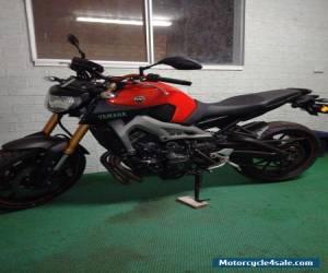 Yamaha MT09. for Sale