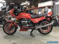 1986 Moto Guzzi Lemans 1000