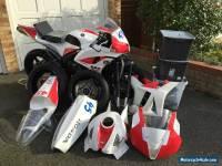 Honda CBR600RR Race bike