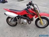 2005 Honda CRF