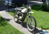1972 Honda XL250 for Sale