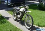 1972 Honda XL250 for Sale
