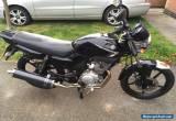 Yamaha Ybr 125cc for Sale