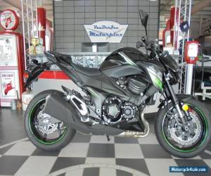 2016 Kawasaki Z800 Naked Sport for Sale