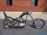 1947 Harley-Davidson Knucklehead chopper