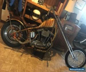 1960 Harley-Davidson Sportster for Sale