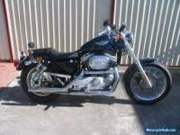 Harley Davidson Sportster 2003 Anniversary Model
