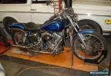 1981 Harley-Davidson Low rider custom for Sale