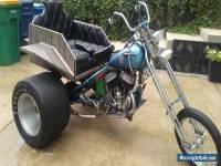 1956 Harley-Davidson Touring