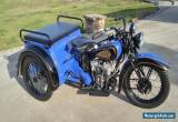 1936 Indian Dispatch Tow for Sale