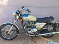 1977 Triumph Bonneville