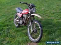 Yamaha DT 175 Trail Bike