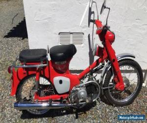 1963 Honda C105 Trail 55 for Sale