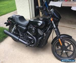 2016 Harley-Davidson Street for Sale