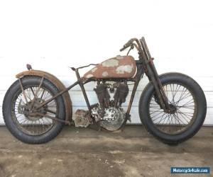 1927 Harley-Davidson JD for Sale