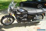 2010 Triumph Bonneville for Sale