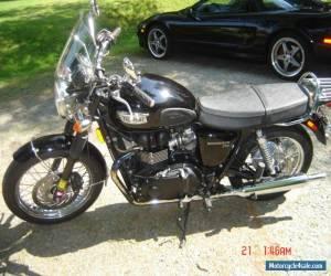2010 Triumph Bonneville for Sale